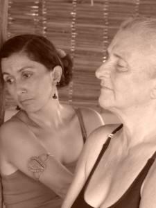 Carlita y Alicia en Brasil